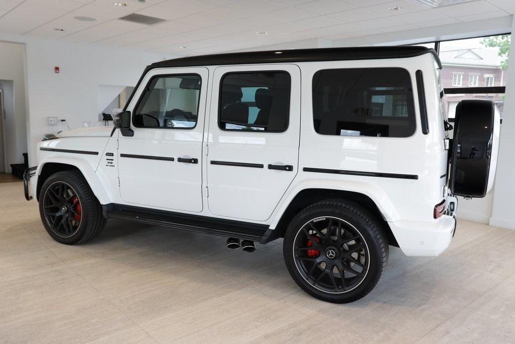 Used 2019 Mercedes Benz G Class G 63 Amg For Sale Sold Karma Of Summit Stock As438