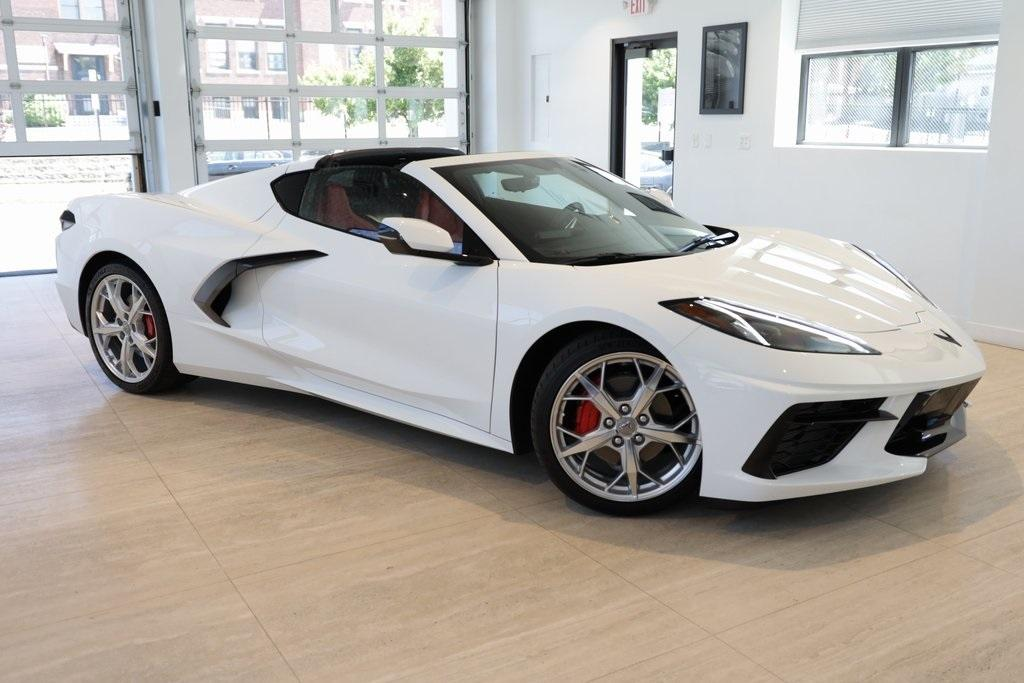 Used 2020 Chevrolet Corvette Stingray For Sale Sold Karma Of Summit Stock As442