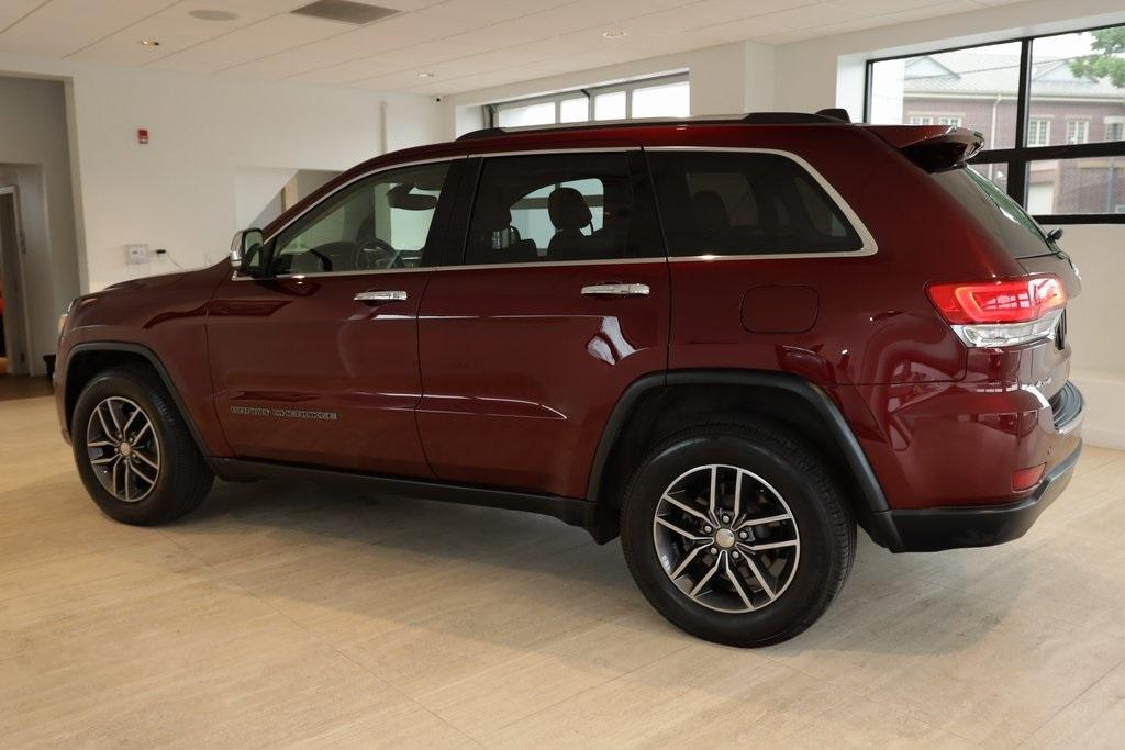 Used 2017 Jeep Grand Cherokee Limited For Sale Sold Karma Of Summit Stock As550