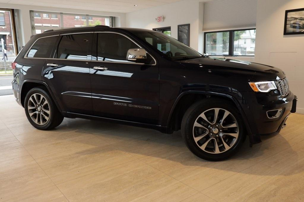 Used 2017 Jeep Grand Cherokee Overland For Sale Sold Karma Of Summit Stock As553