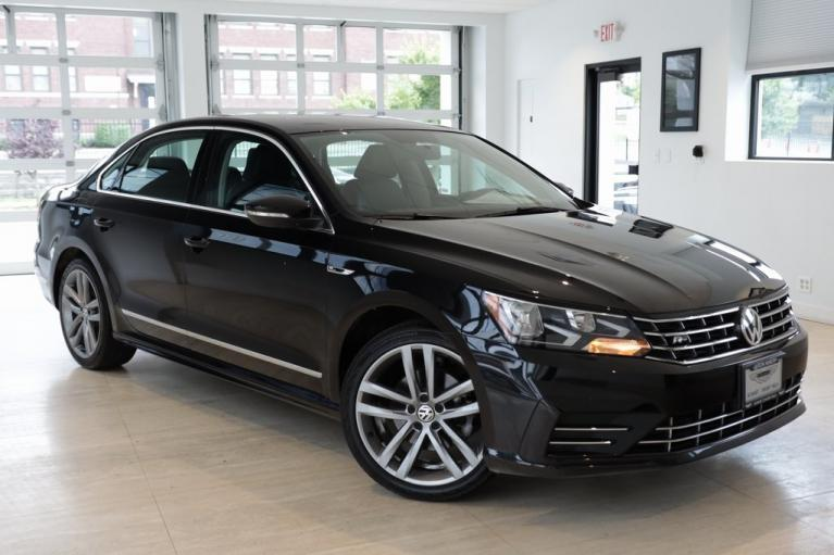 Used 2017 Volkswagen Passat 1.8T R-Line for sale $17,400 at Karma of Summit in Summit NJ