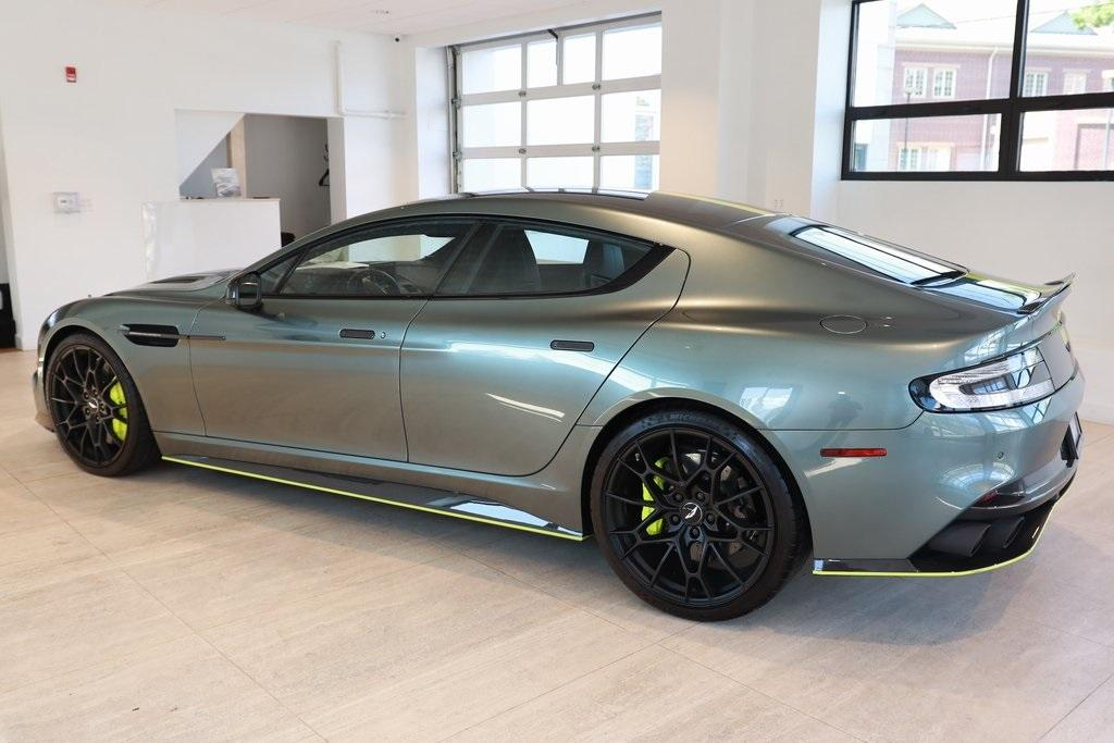 Used 2019 Aston Martin Rapide Amr For Sale Sold Karma Of Summit Stock 79042