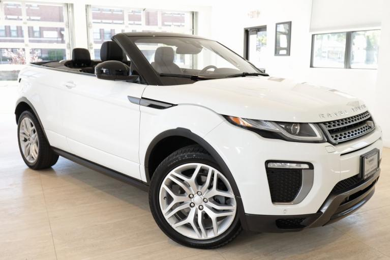 Used 2017 Land Rover Range Rover Evoque SE for sale $39,900 at Karma of Summit in Summit NJ