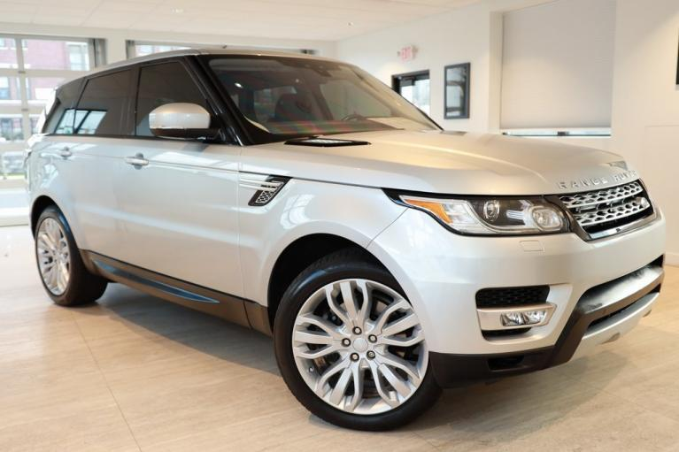 Used 2017 Land Rover Range Rover Sport HSE Td6 for sale $43,500 at Karma of Summit in Summit NJ