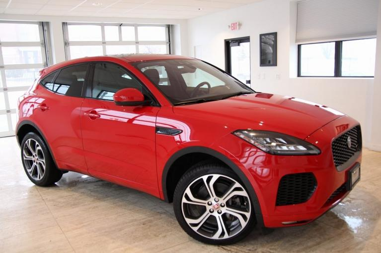 Used 2018 Jaguar E-PACE First Edition for sale $36,900 at Karma of Summit in Summit NJ