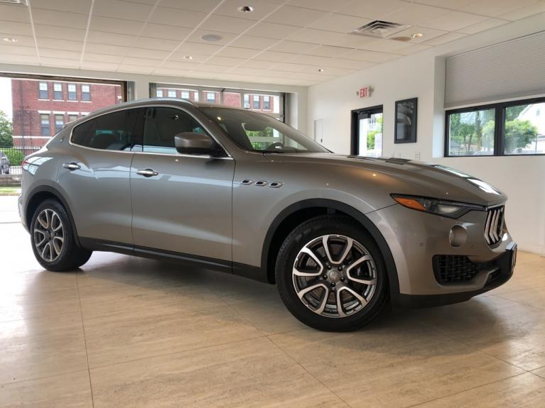 Used 2017 Maserati Levante S for sale $48,900 at Karma of Summit in Summit NJ