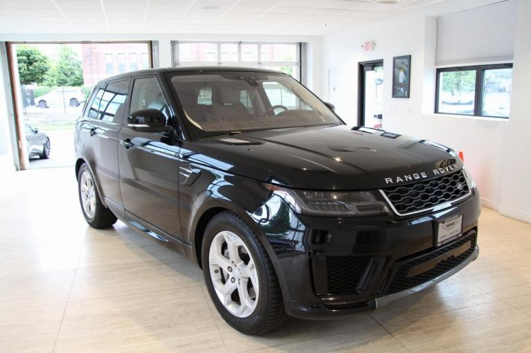 Used 2018 Land Rover Range Rover Sport HSE for sale $61,900 at Karma North Jersey in Westfield NJ