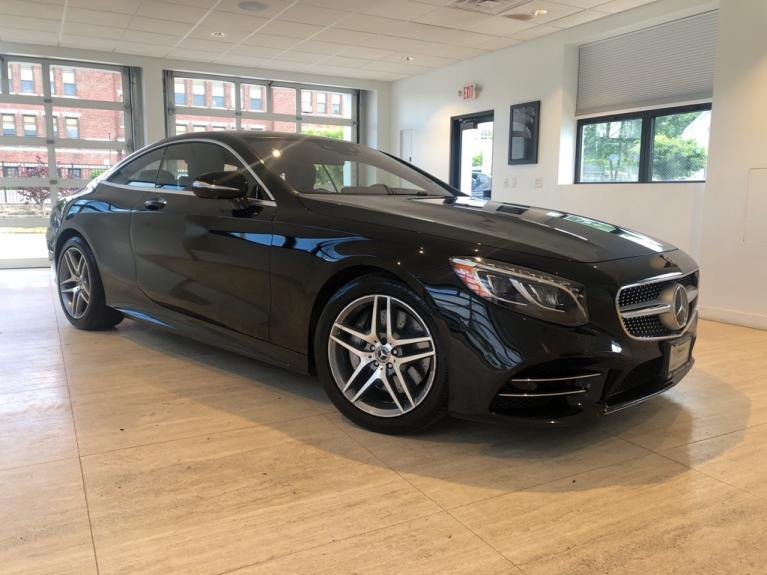 Used 2018 Mercedes-Benz S-Class S 560 COUPE for sale $77,900 at Karma North Jersey in Westfield NJ