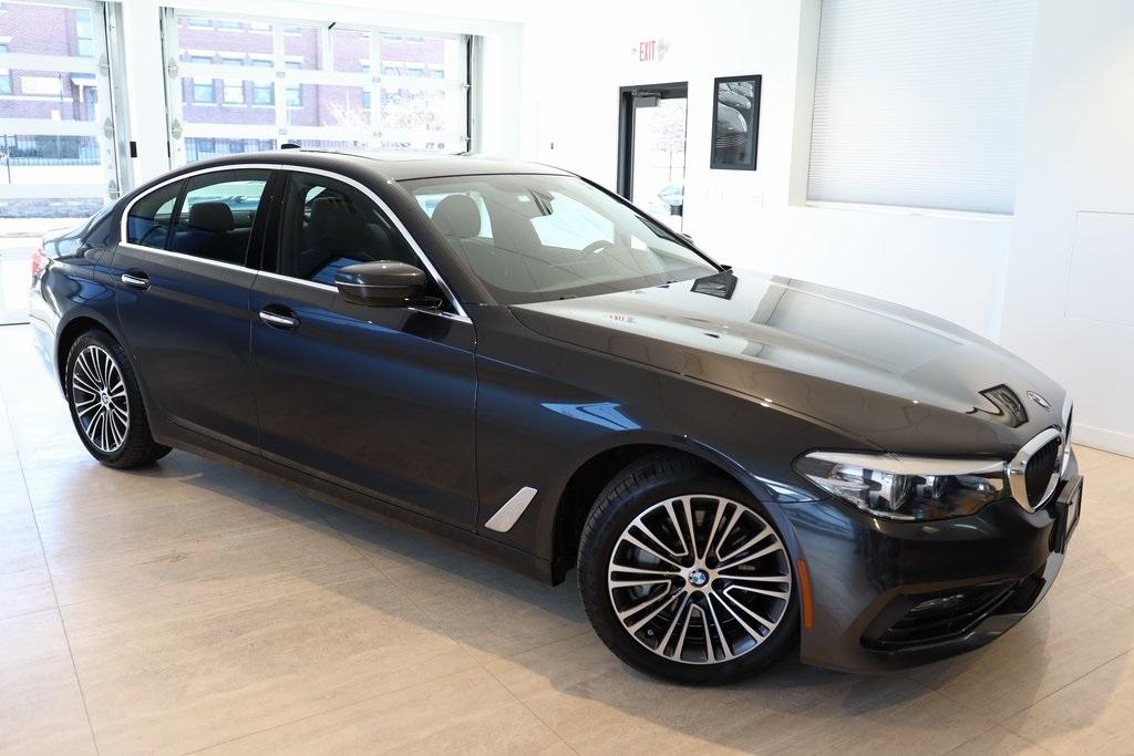 Used 2017 Bmw 5 Series 530i Xdrive For Sale Sold Karma Of Summit Stock As379
