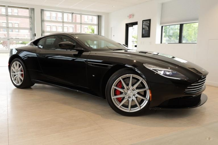 Used 2017 Aston Martin DB11 Launch Edition for sale $124,900 at Karma of Summit in Summit NJ