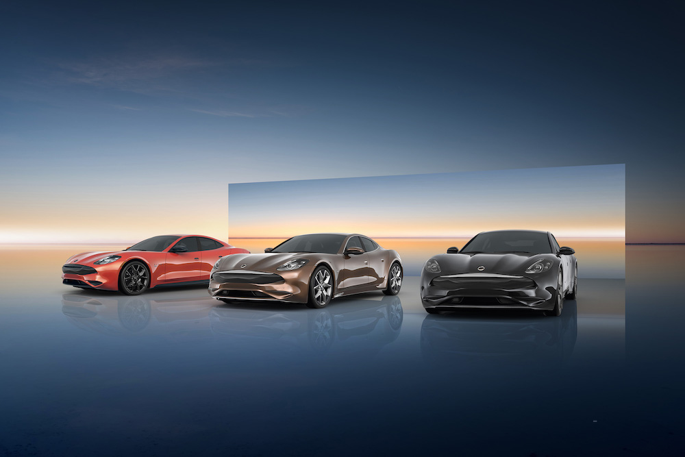 """Karma Automotive Launches GS-6 Series, Driving Consumer Passion For Electric Vehicles In """"New Luxury"""" Segment"""